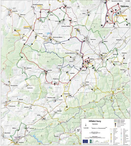 mapa hipotrasy Hříběcí hory, 536x600, 78.48 KB